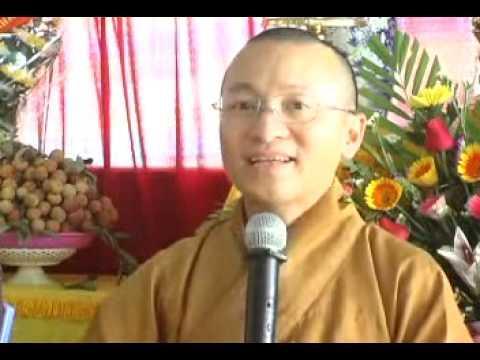 Tấm lòng vị tha (26/06/2008) video do Thích Nhật Từ giảng