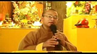 Lập Nghiệp - Phần 1/2 (22/07/2007) video do TT. Thích Nhật Từ giảng