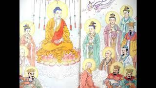 Kinh Hoa Nghiêm (1-107) Tịnh Liên Nghiêm Xuân Hồng - giảng giải