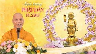 Pháp thoại Kính Mừng Phật Đản PL. 2565 | TUỆ GIÁC CỦA ĐỨC PHẬT | Thầy Trí Chơn