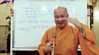 Khái niệm về tam bảo || Thầy Thích Trí Huệ