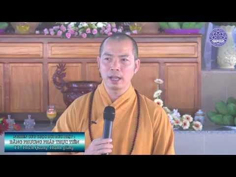 Nghiên cứu cuộc đời đức Phật bằng phương pháp thực tiễn