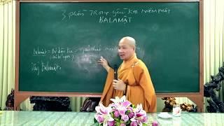 Không phải ai đi chùa cũng biết Balamật là gì, tu đúng và sai