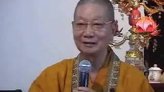Pháp thoại của HT. Thích Trí Quảng tại chùa Hoằng Pháp (13/07/2009)