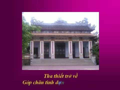 DỰNG MÁI CHÙA XƯA - Nhạc Võ Tá Hân - Thơ Tuệ Kiên -  Ca sĩ Vân Khánh