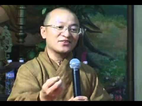 Đạo Phật Và Tuổi Trẻ (17/10/2008) video do Thích Nhật Từ giảng