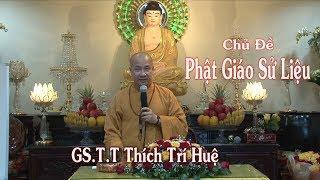 Phật Giáo Sử Liệu