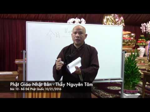 Phật Giáo Nhật Bản - Bài 10
