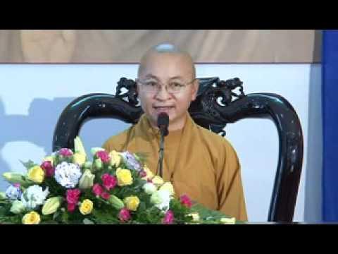 Gần Mực Thì Đen - Gần Đèn Thì Sáng 2 (01/05/2011) video do Thích Nhật Từ giảng