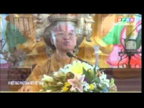 Vì một đạo Phật đậm nét Việt Nam (13/06/2012) video do Thích Nhật Từ giảng