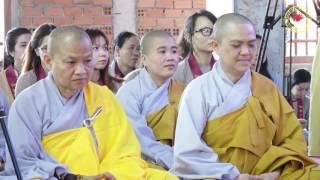 Hòa Thượng Thích Trí Quảng Phó Pháp Chủ GHPGVN giảng tại Khóa Tu An Lạc Chùa Thiên Quang