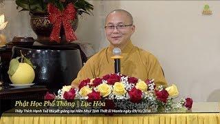 Phật Học Phổ Thông - Lục Hòa