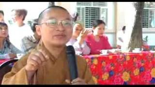 Hạnh Phúc trong tầm tay (04/12/2008) video do Thích Nhật Từ giảng