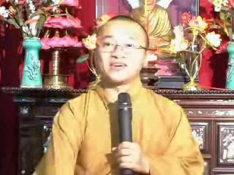 Bản Chất Vô Ngã (11/11/2006) video do Thích Nhật Từ giảng