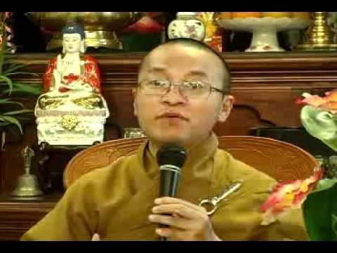 Cứu Người Tội Khổ - Phần 1/3 (23/06/2007) video do Thích Nhật Từ giảng