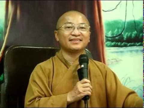 Buông xả (10/10/2010) video do TT. Thích Nhật Từ giảng