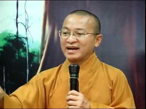 Kinh Pháp Cú 17: Có gì phải giận dữ ? (09/01/2011) video do Thích Nhật Từ giảng