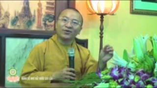Hành xử như đất nước gió lửa (29/04/2012) video do Thích Nhật Từ giảng