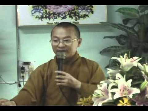 Bốn sự thật  - 2/2 - video do Thích Nhật Từ giảng
