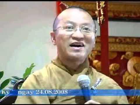 Mười điều tâm niệm 8-10: Ân nghĩa và oan trái (24/08/2008) video do Thích Nhật Từ giảng