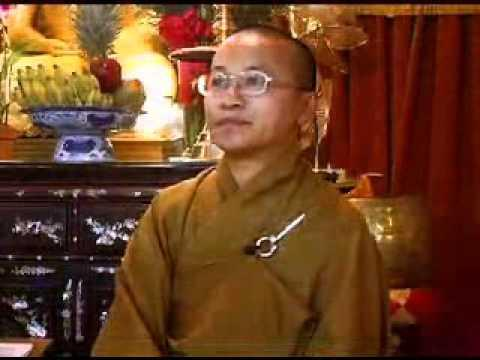 Đạo Phật Ngày Nay (10/08/2008) video do Thích Nhật Từ giảng