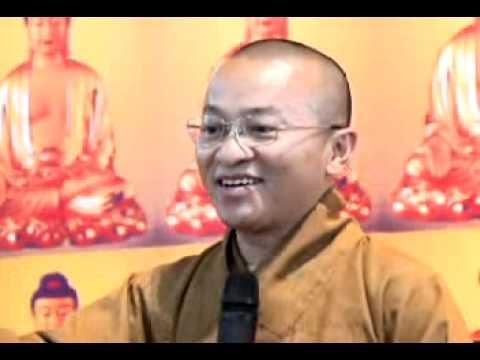 Cuộc Đời Chẳng Đẹp Sao (28/12/2008) video do Thích Nhật Từ giảng