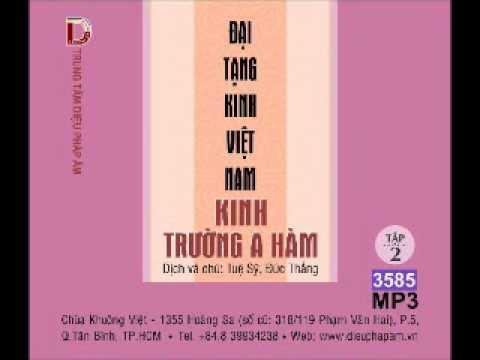 Đại Tạng Kinh Việt Nam - Kinh Trường A Hàm (Tập 2)