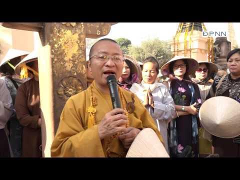 Hành hương Phật tích- Bồ Đề Đạo Tràng - Tuần lễ thứ 5 sau khi giác ngộ