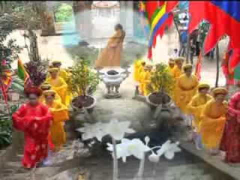 Khánh thành chùa Tản Viên - phần 7