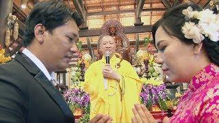 Nghi thức lễ Hằng Thuận tại viện Chuyên tu