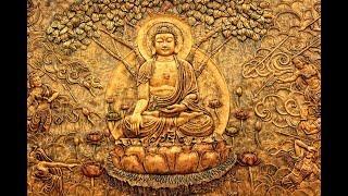 Tụng Kinh Phật Căn Bản  trong Khóa tu Ngày An Lạc tại Chùa Giác Ngộ, ngày 11-04-2021
