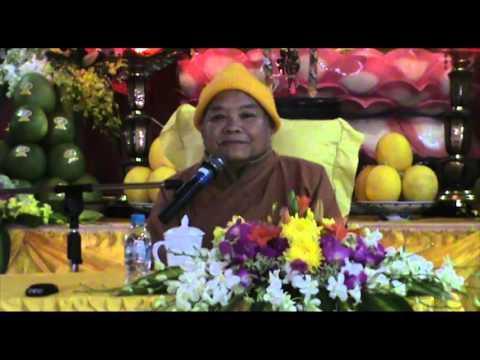 Bài giảng đầu năm dành cho thanh thiếu niên Phật tử Trần Thái Tông