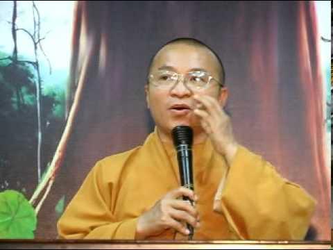 Kinh Pháp Cú 19: Người trưởng thành nhân cách 10/04/2011) video do Thích Nhật Từ giảng