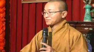 Nhân quả không sai  - Phần 2/2 (16/12/2006) video do Thích Nhật Từ giảng
