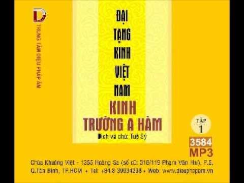 Đại Tạng Kinh Việt Nam - Kinh Trường A Hàm (Tập 1)
