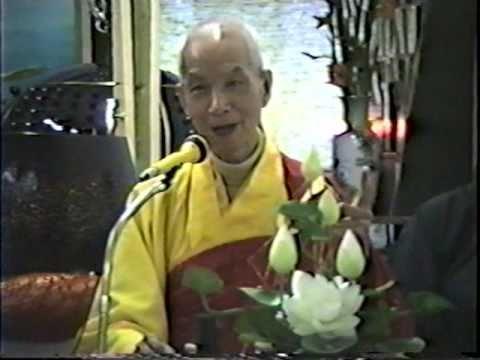 Video11 Từ 01-47: Giảng tại chùa Linh Sơn, Toronto, Canada - Thiền sư Duy Lực