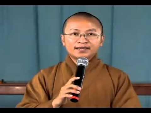 Đứng dậy sau vấp ngã (31/05/2008) video do TT Thích Nhật Từ giảng