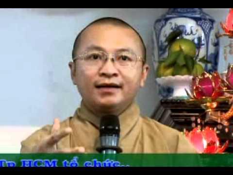 Tương lai của tuổi thơ (03/02/2010) video do Thích Nhật Từ giảng