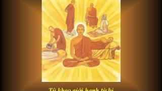 KINH PHÁP CÚ 25 - Phẩm TỲ KHEO - Nhạc Võ Tá Hân - Thơ Tuệ Kiên