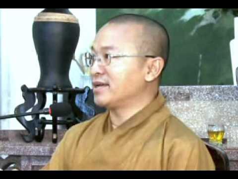 Bát Chánh Đạo 2: Chánh Tư Duy (24/07/2009) video do TT Thích Nhật Từ giảng