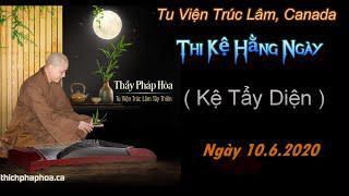 Từng Giọt Sữa Thơm 25- Thầy Thích Pháp Hòa (Tv Trúc Lâm, Ngày 10.6.2020)