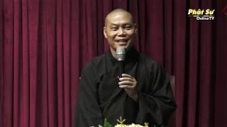 Kỹ năng dẫn chương trình trong lễ hội Phật giáo - TT.THÍCH TRÍ CHƠN (Phần 1)