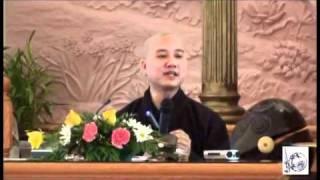 Học Giới Bồ Tát phần 3/15 - Thầy. Thích Pháp Hòa