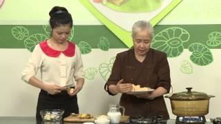 Món chay 38 - Bí Rợ Hầm dừa