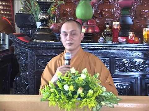 Giới pháp Phật tử tại gia- Phần 1:Người Phật tử chân chính-Bài 2:Quy y tam bảo