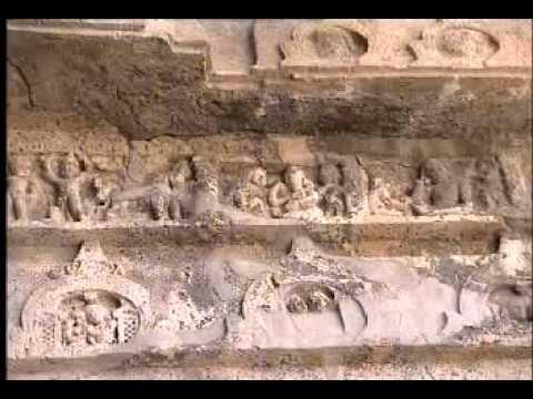 Những nẽo đường của đức Phật Thích Ca 3: Sông Hằng - Chùa hang Ajanta