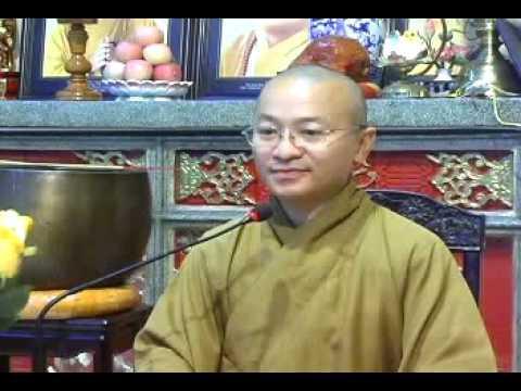 Cư Trần Phú 1: Tinh thần nhập thế (14/08/2009) video do Thích Nhật Từ giảng