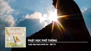 Luận Đại Thừa Khởi Tín (Nguyên Tác: HT. Thích Thiện Hoa)