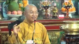 Phật giáo cho người bắt đầu (05/05/2012) video do Thích Nhật Từ giảng