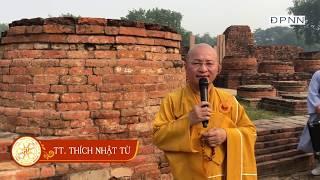 Bảo tháp thờ xá lợi Phật tại Vườn Nai, ngày 07-11-2019.
